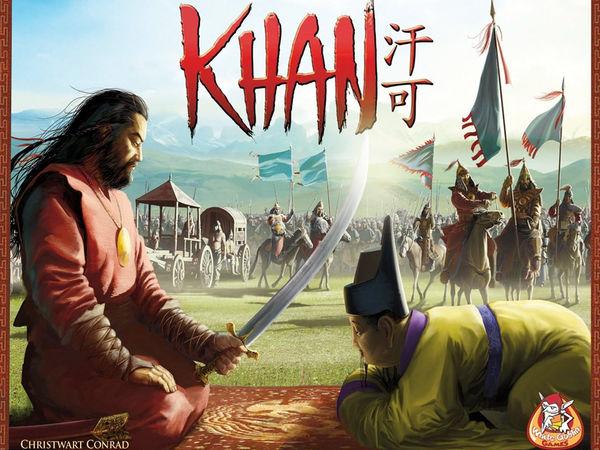 Bild zu Alle Brettspiele-Spiel Khan