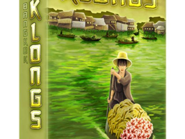 Bangkok Klongs Bild 1