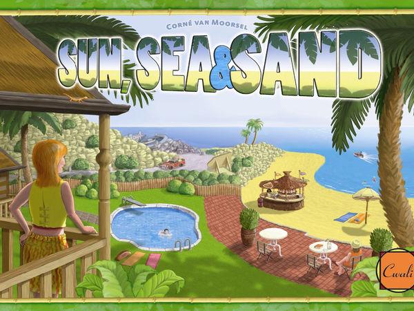 Bild zu Alle Brettspiele-Spiel Sun, Sea & Sand