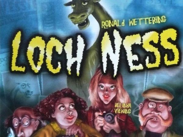 Bild zu Alle Brettspiele-Spiel Loch Ness