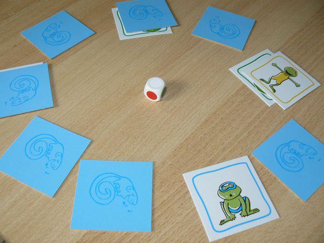 Kleine Froschmusik Bild 1