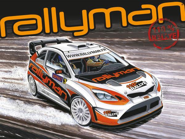 Bild zu Alle Brettspiele-Spiel Rallyman