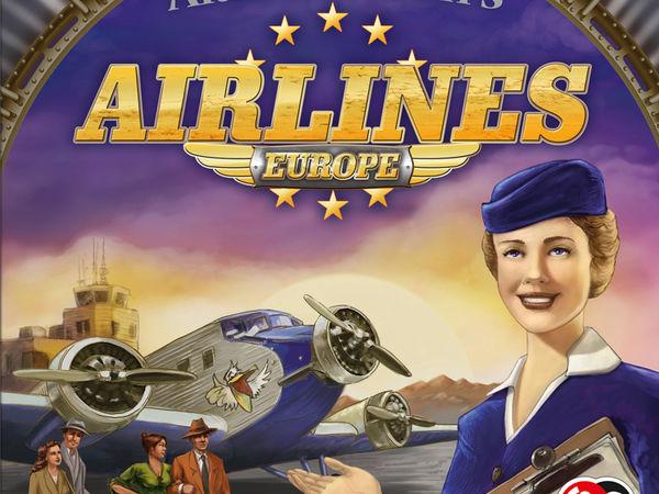 Bild zu Alle Brettspiele-Spiel Airlines Europe