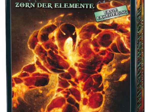 Bild zu Alle Brettspiele-Spiel Thunderstone - Zorn der Elemente