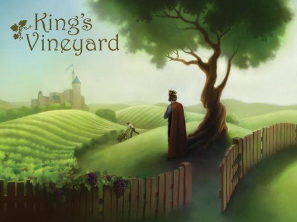 Bild zu Alle Brettspiele-Spiel King´s Vineyard