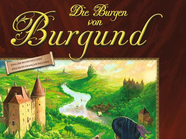 Bild zu Alle Brettspiele-Spiel Die Burgen von Burgund
