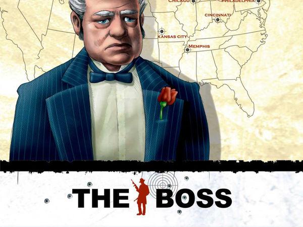 Bild zu Alle Brettspiele-Spiel The Boss