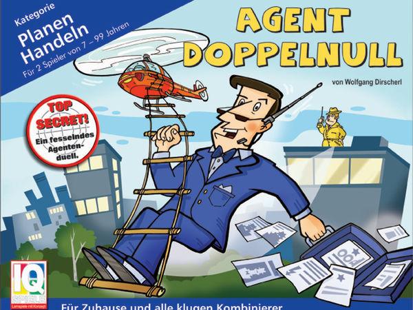 Bild zu Alle Brettspiele-Spiel Agent Doppelnull