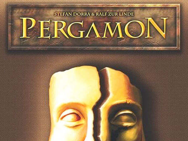 Bild zu Alle Brettspiele-Spiel Pergamon