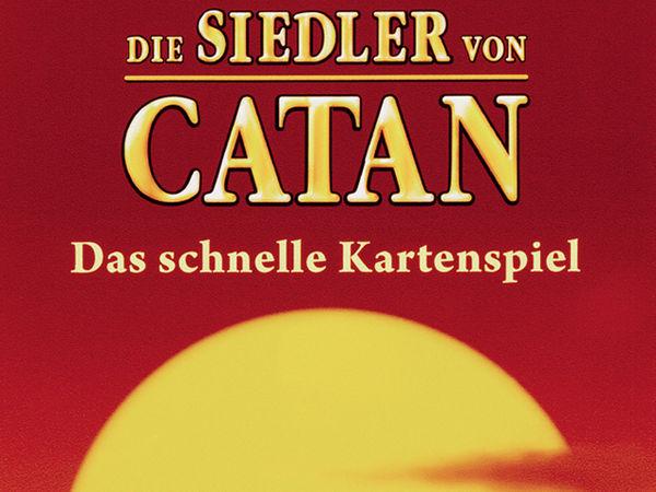Bild zu Alle Brettspiele-Spiel Die Siedler von Catan: Das schnelle Kartenspiel
