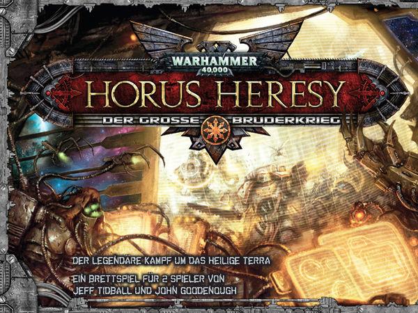 Bild zu Alle Brettspiele-Spiel Horus Heresy