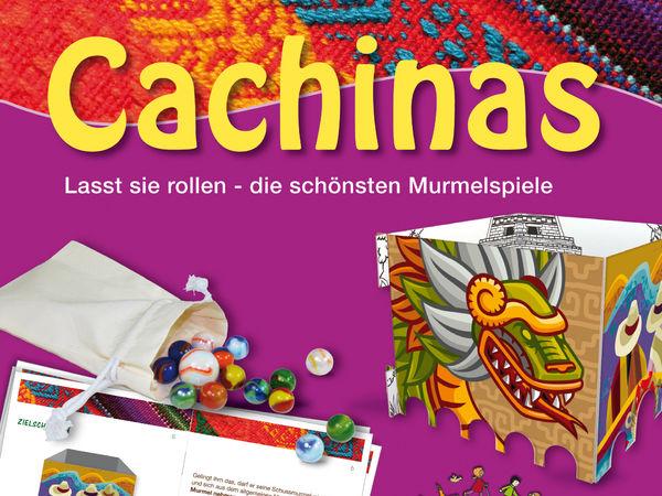 Bild zu Alle Brettspiele-Spiel Cachinas
