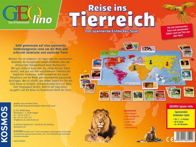 Geolino - Reise ins Tierreich Bild 1