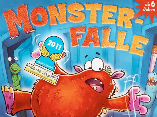 Bild zu Alle Brettspiele-Spiel Monsterfalle