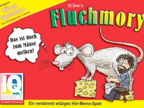 Bild zu Alle Brettspiele-Spiel Fluchmory