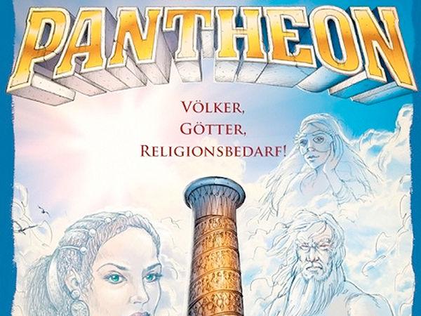 Bild zu Alle Brettspiele-Spiel Pantheon