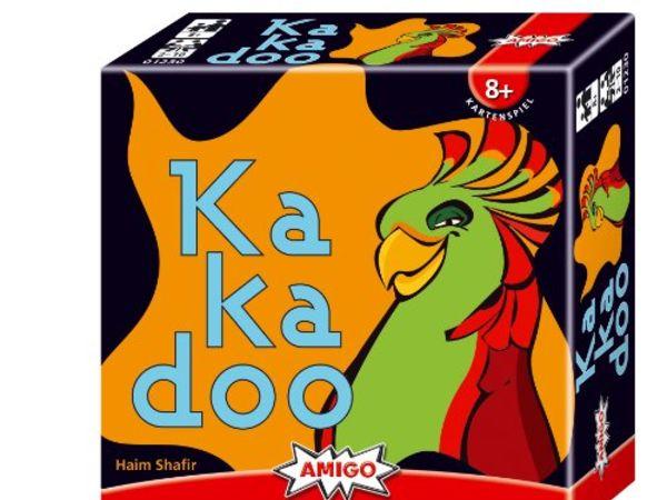 Bild zu Alle Brettspiele-Spiel Kakadoo