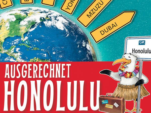 Bild zu Alle Brettspiele-Spiel Ausgerechnet Honolulu