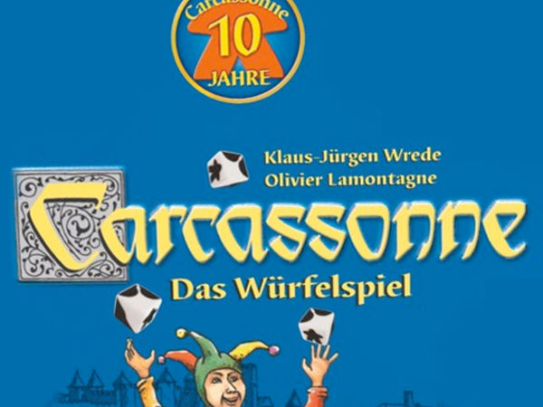 Bild zu Alle Brettspiele-Spiel Carcassonne: Das Würfelspiel
