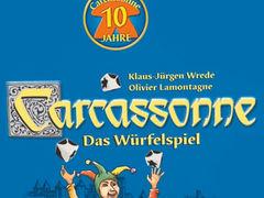 Carcassonne: Das Würfelspiel
