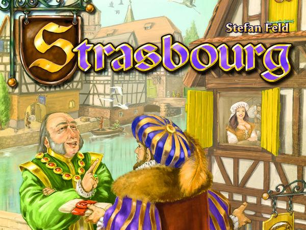 Bild zu Alle Brettspiele-Spiel Strasbourg
