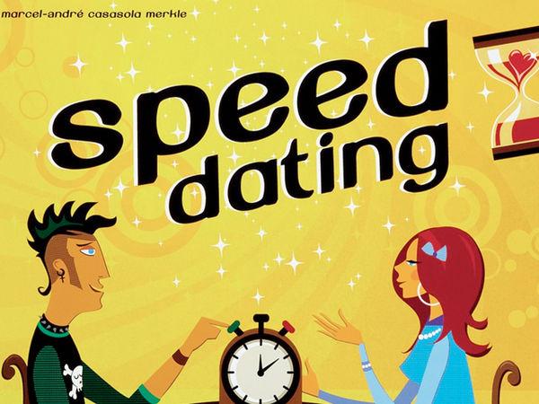 Bild zu Alle Brettspiele-Spiel Speed Dating