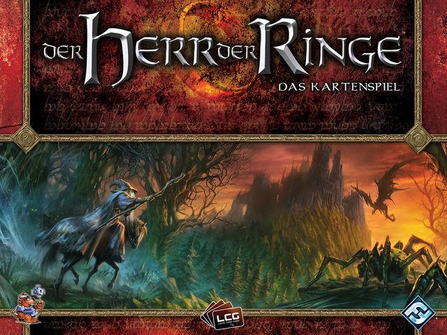 Der Herr der Ringe - Das Kartenspiel Bild 1