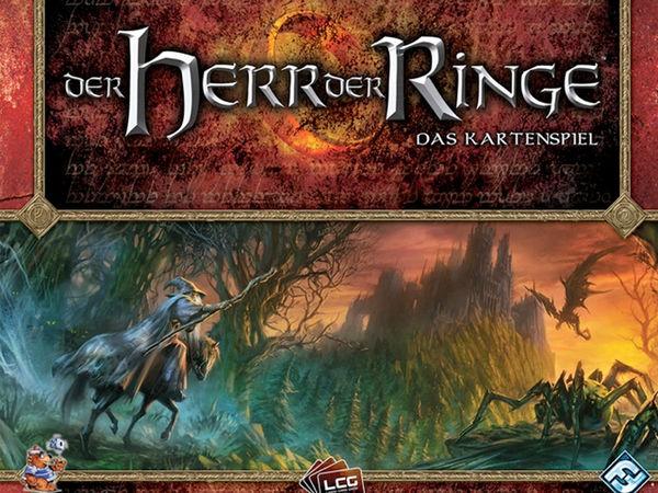 Bild zu Alle Brettspiele-Spiel Der Herr der Ringe - Das Kartenspiel