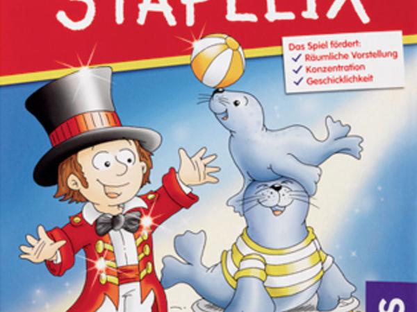 Bild zu Alle Brettspiele-Spiel Scout: Zirkus Stapelix