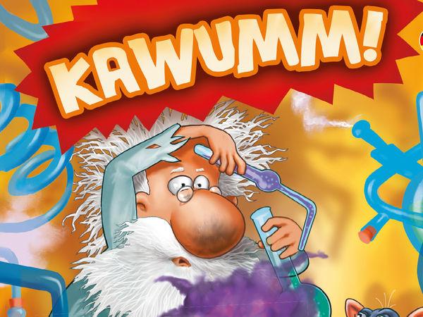 Bild zu Alle Brettspiele-Spiel Kawumm!