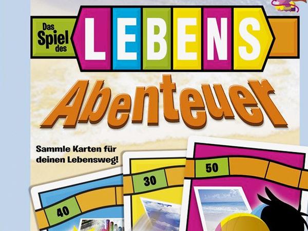 Bild zu Alle Brettspiele-Spiel Das Spiel des Lebens Abenteuer