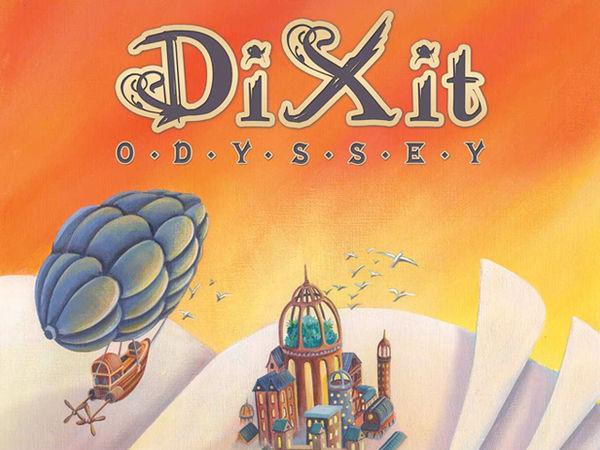 Bild zu Alle Brettspiele-Spiel Dixit: Odyssey