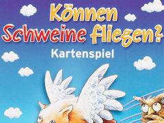 Können Schweine fliegen? Kartenspiel