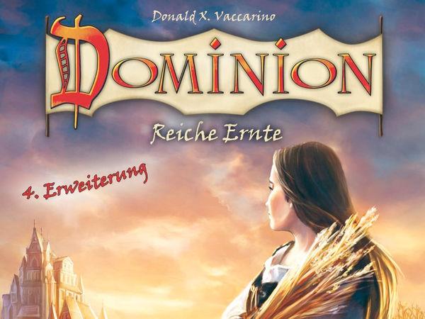Bild zu Alle Brettspiele-Spiel Dominion: Reiche Ernte