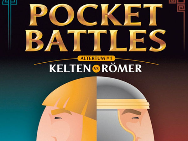 Bild zu Alle Brettspiele-Spiel Pocket Battles - Kelten vs. Römer