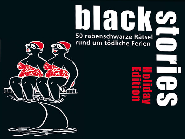Bild zu Alle Brettspiele-Spiel Black Stories: Holiday Edition