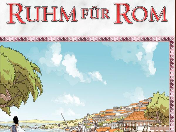 Bild zu Alle Brettspiele-Spiel Ruhm für Rom