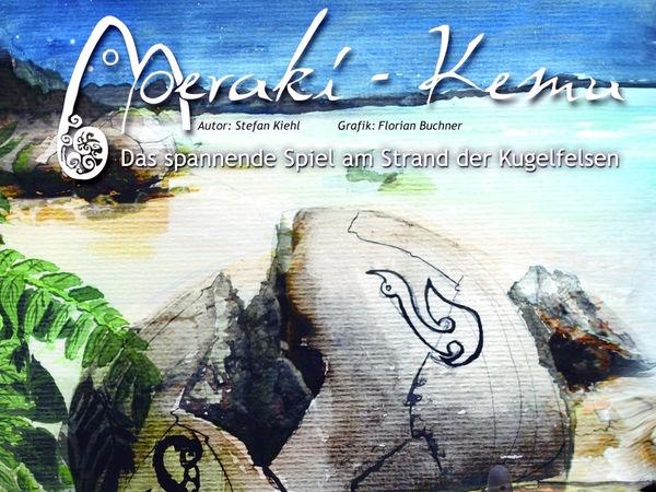 Bild zu Alle Brettspiele-Spiel Moeraki-Kemu