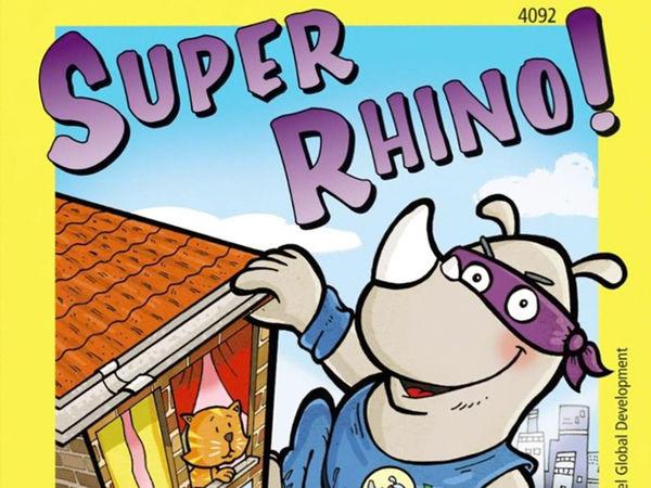 Bild zu Alle Brettspiele-Spiel Super Rhino!
