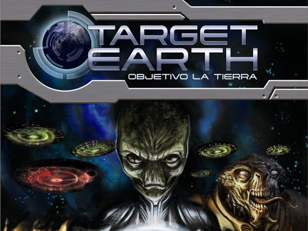 Bild zu Alle Brettspiele-Spiel Target Earth