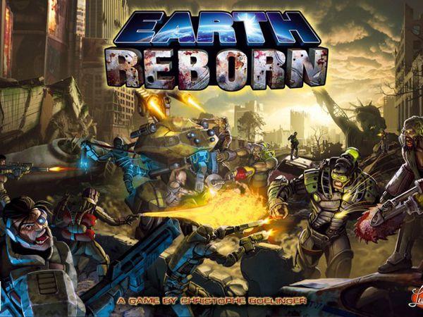 Bild zu Alle Brettspiele-Spiel Earth Reborn