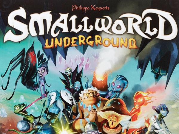 Bild zu Alle Brettspiele-Spiel Small World: Underground