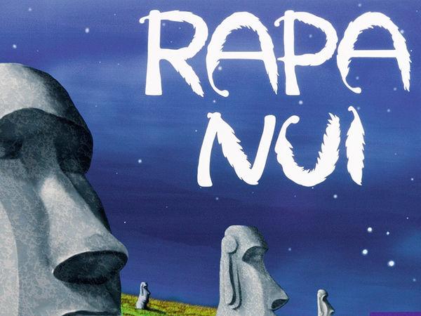 Bild zu Alle Brettspiele-Spiel Rapa Nui