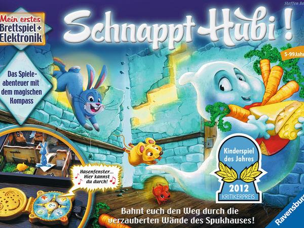 Bild zu Alle Brettspiele-Spiel Schnappt Hubi!