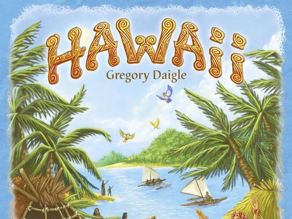 Bild zu Alle Brettspiele-Spiel Hawaii