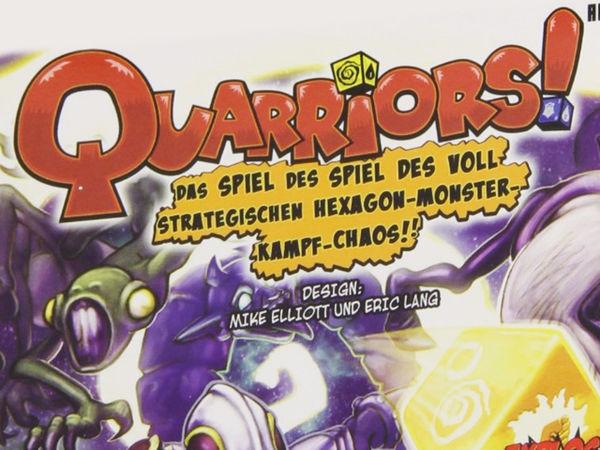 Bild zu Alle Brettspiele-Spiel Quarriors!