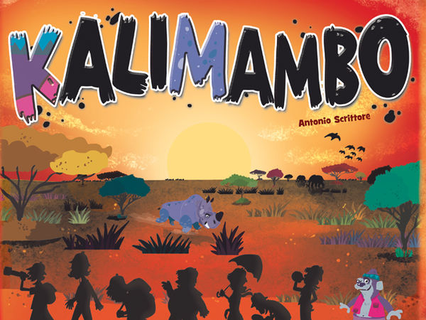 Bild zu Alle Brettspiele-Spiel Kalimambo
