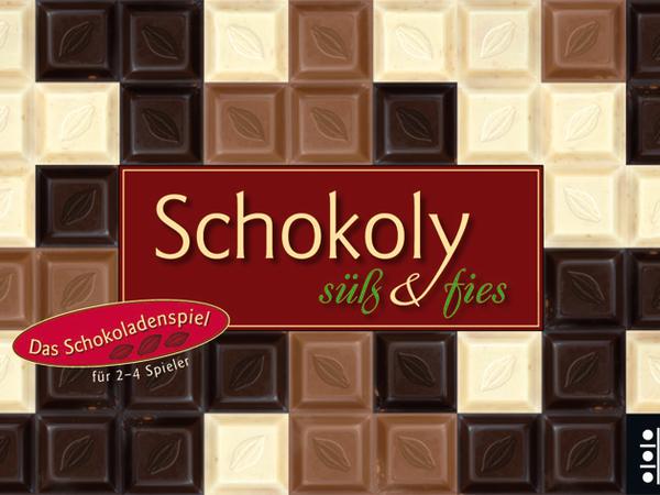 Bild zu Alle Brettspiele-Spiel Schokoly