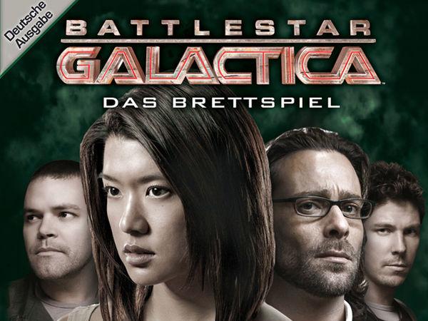 Bild zu Alle Brettspiele-Spiel Battlestar Galactica: Exodus Erweiterung