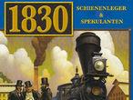 Vorschaubild zu Spiel 1830: Schienenleger & Spekulanten